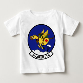 8th Airlift Squadron Baby T-Shirt