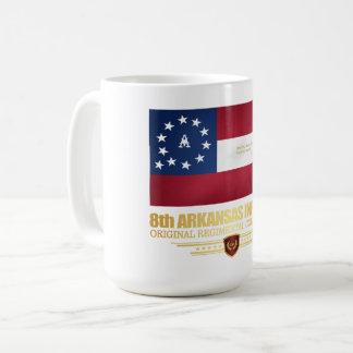 8th Arkansas Infantry (2) Coffee Mug