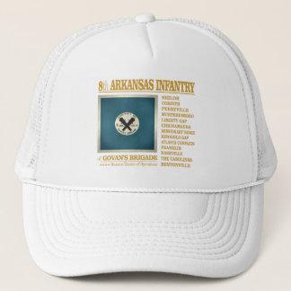8th Arkansas Infantry (BA2) Trucker Hat