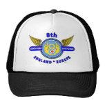 "8TH ARMY AIR FORCE ""ARMY AIR CORPS"" WW II TRUCKER HAT"