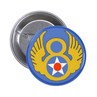 8th Army Air Force Buttons