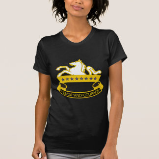 8th Cavalry Division Shirts
