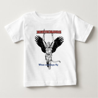 8th empire album and Red logo Baby T-Shirt