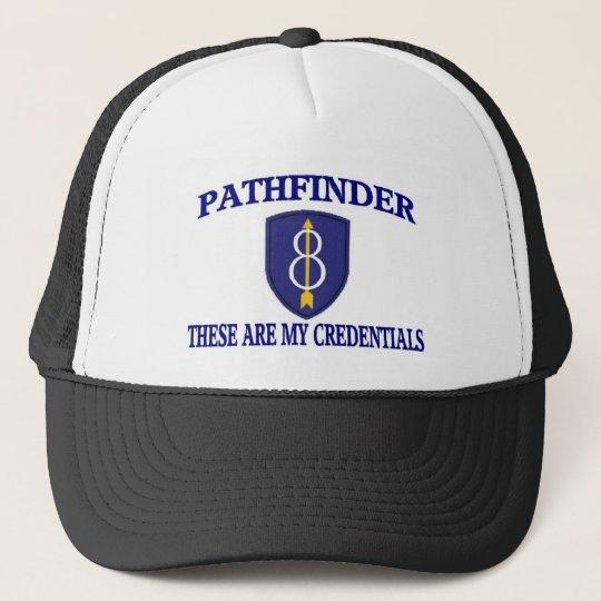8th Infantry Div Trucker Hat