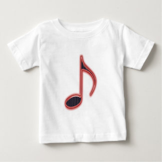 8th Many Stars Red Glow 2010 Baby T-Shirt