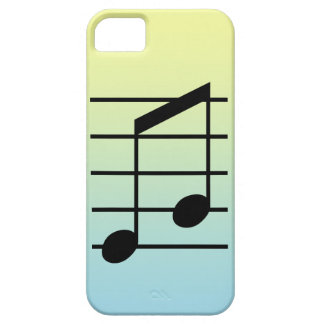 8th note 3 iPhone SE/5/5s case