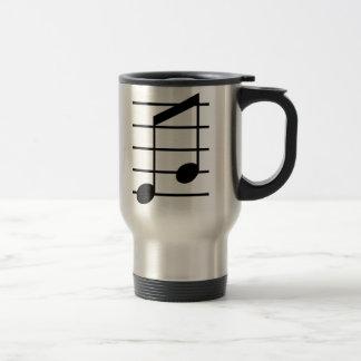 8th note 3 travel mug