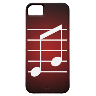 8th note 4 iPhone SE/5/5s case