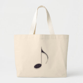 8th Note All Stars 2010 Large Jumbo Tote Bag