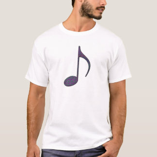 8th Note Large T-Shirt