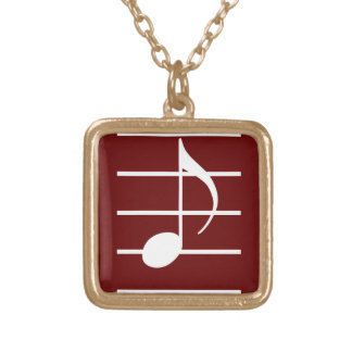 8th note custom jewelry
