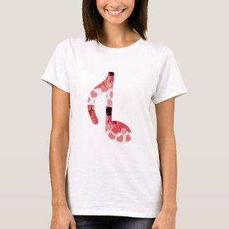 8th Note Reversed Love T-Shirt