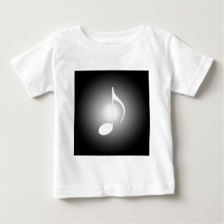 8th Note Spotlight Large 2010 Baby T-Shirt