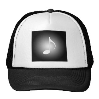 8th Note Spotlight Large 2010 Trucker Hat