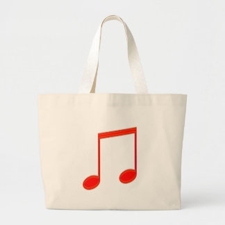 8th NoteS Canvas Bags