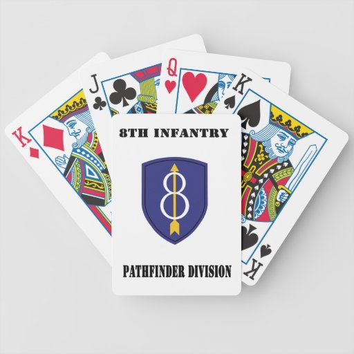 8th Playing Cards