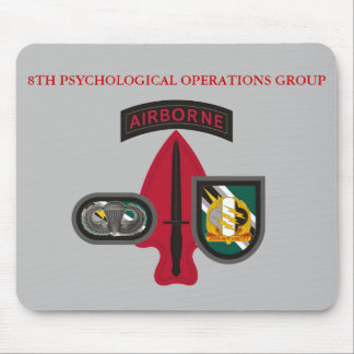 8TH PSYCHOLOGICAL OPERATIONS GROUP MOUSEPAD