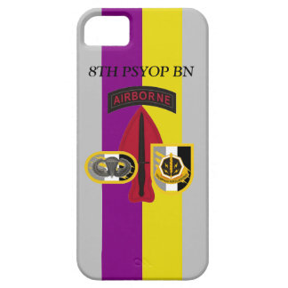 8TH PSYOP BATTALION iPHONE CASE iPhone 5 Case