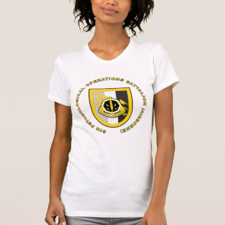 8th PsyOps Bn - Airborne T-Shirt