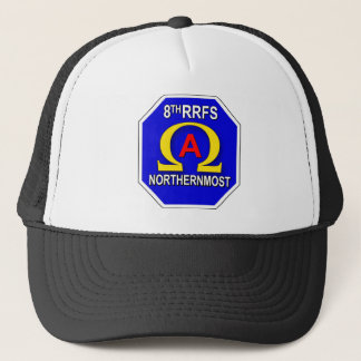 8th Radio Research Field Station - Northernmost Trucker Hat