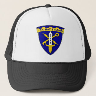 8th Radio Research Field Station - Trai Bac Stn Trucker Hat