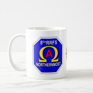 8th Radio Research FS  - ASA Vietnam Veteran Coffee Mug