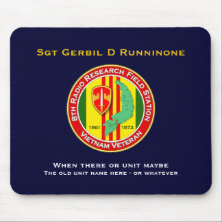8th RRFS 2 - ASA Vietnam Mouse Pad