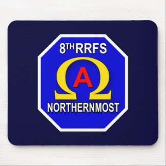 8th RRFS 2 Mouse Pad