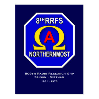 8th RRFS 2 Postcard