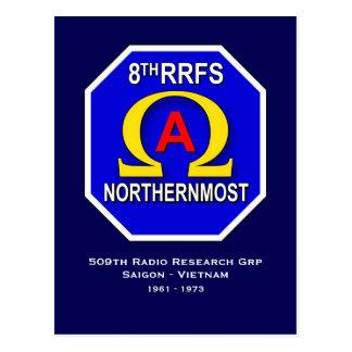 8th RRFS 2 Postcards