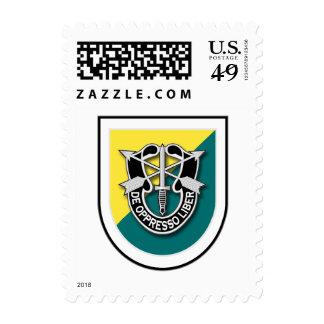8th SFG-A 2 Pan Stamp