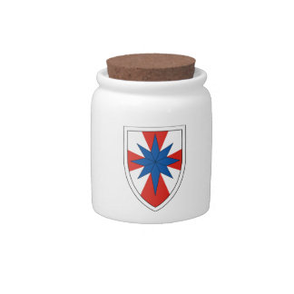 8th Sustainment Command Candy Jar
