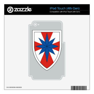 8th Sustainment Command iPod Touch 4G Decals