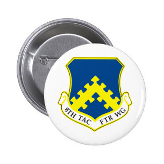 8th Tactical Fighter Wing Pin