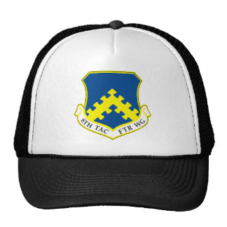 8th Tactical Fighter Wing Trucker Hat