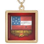 8th Tennessee Artillery Pendants