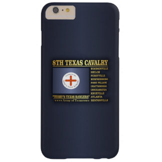 8th Texas Cavalry (BA2) Barely There iPhone 6 Plus Case