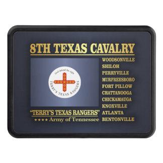 8th Texas Cavalry (BA2) Hitch Cover
