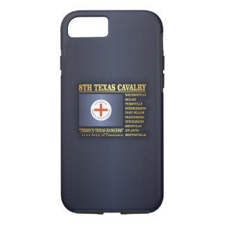 8th Texas Cavalry (BA2) iPhone 8/7 Case