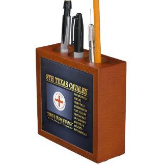 8th Texas Cavalry (BA2) Pencil Holder