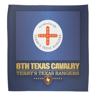 8th Texas Cavalry Bandana
