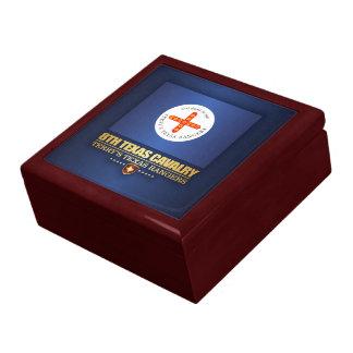 8th Texas Cavalry Jewelry Box