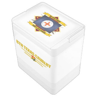 8th Texas Cavalry (v5) Drink Cooler