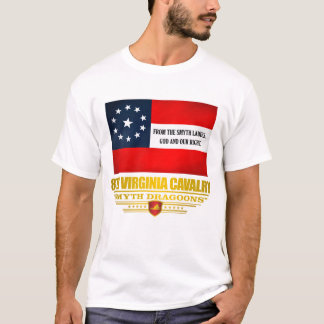8th Virginia Cavalry (Smyth Dragoons) T-Shirt