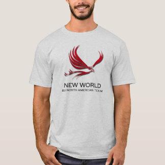 8U North American Team - New World: Style 1 T-Shirt
