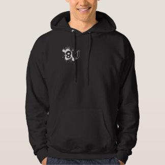 8U Sweatshirt: Style 1 Hoody