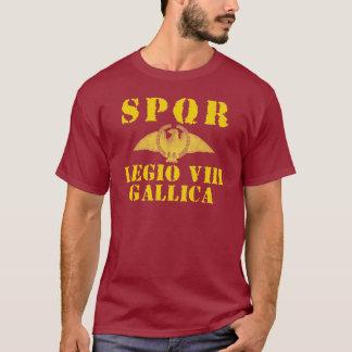 8va Gallica camiseta romana de la legión de 08