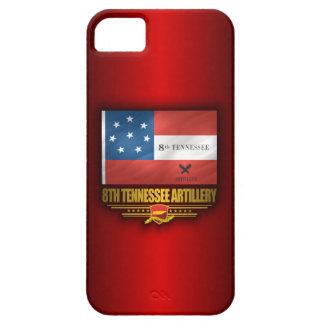 8vo Artillería de Tennessee iPhone 5 Carcasas