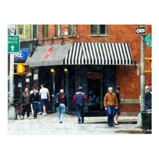 8vo Avenida. y calle de W 22do, Chelsea Postal