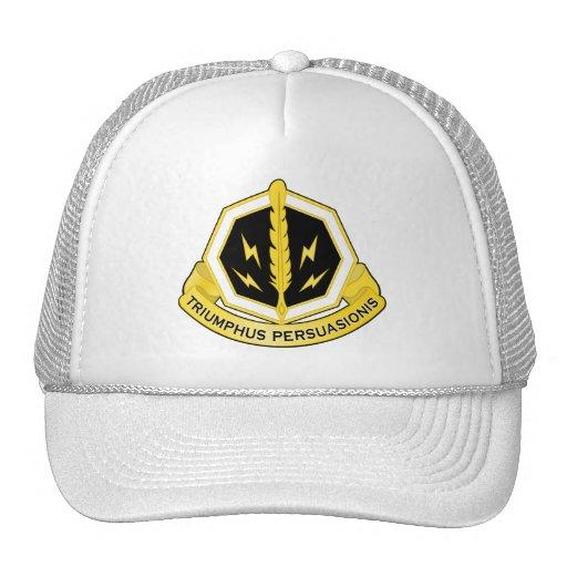 8vo Batallón DUI de las operaciones psicológicas Gorras